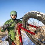 fat bike tire