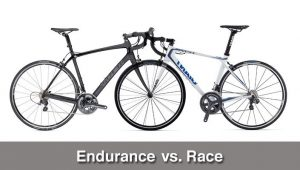 sportive vs. race vs. road