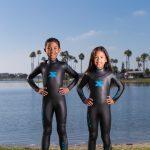 xterra volt kids wetsuit