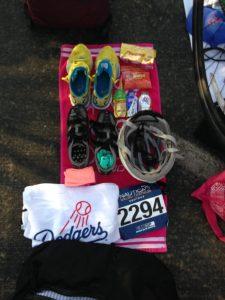 triathlon race gear