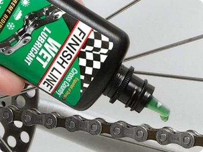 chain lube bike