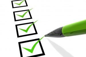 checklist triathlon