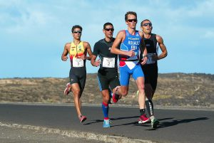 triathlon staying healthy