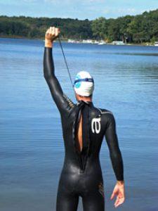 triathlon wetsuit fit