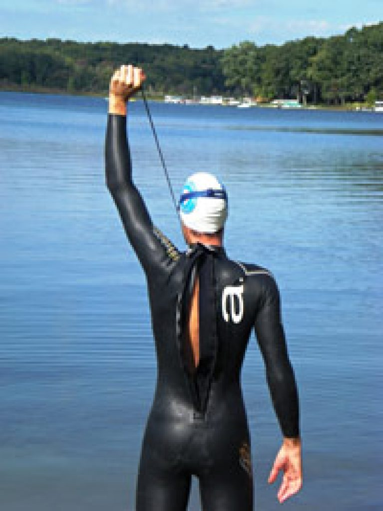 At What Temperatures Can You Use A Wetsuit In A Triathlon Complete Tri