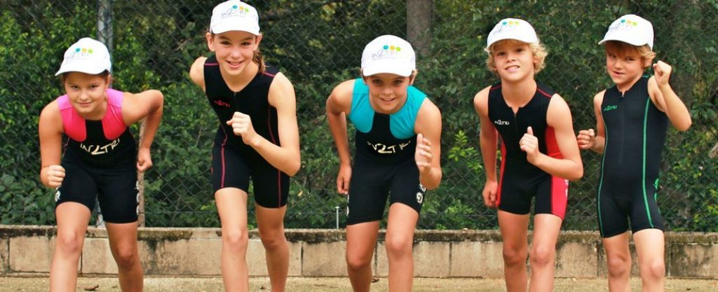 7b14c16e8d2 Some children might choose to wear triathlon-specific gear for the race.  While it can be useful for the longer races