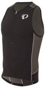 tri shirt under wetsuit