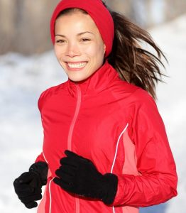 running-cold-red