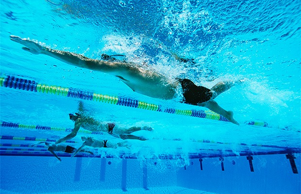 Swimming In The Open Water Of A Triathlon Can Be Challenging, But It Can  Also Be A Thrill Once You Gain The Confidence, Technique, And Conditioning  To Do It ...