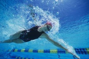 swimming-laps