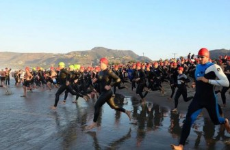 Triathlon Swim Starts:  Wave vs. Time Trail (and others)