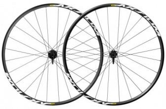 Mavic Aksium Wheelset Review