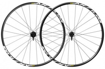 Mavic Aksium Wheelset Review