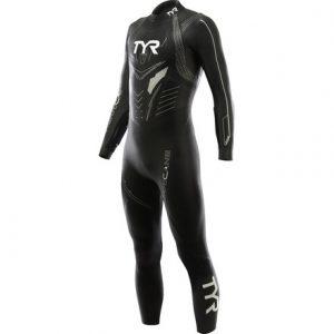 Cat 5 TYR triathlon wetsuit